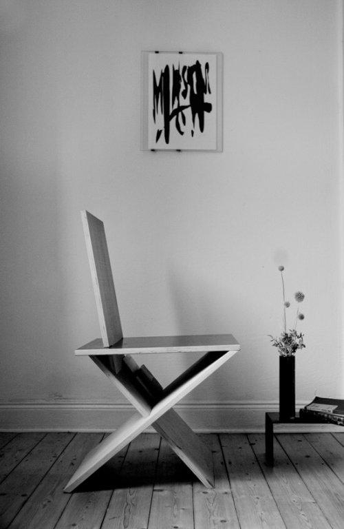 Chair |Produktdesign | Wood