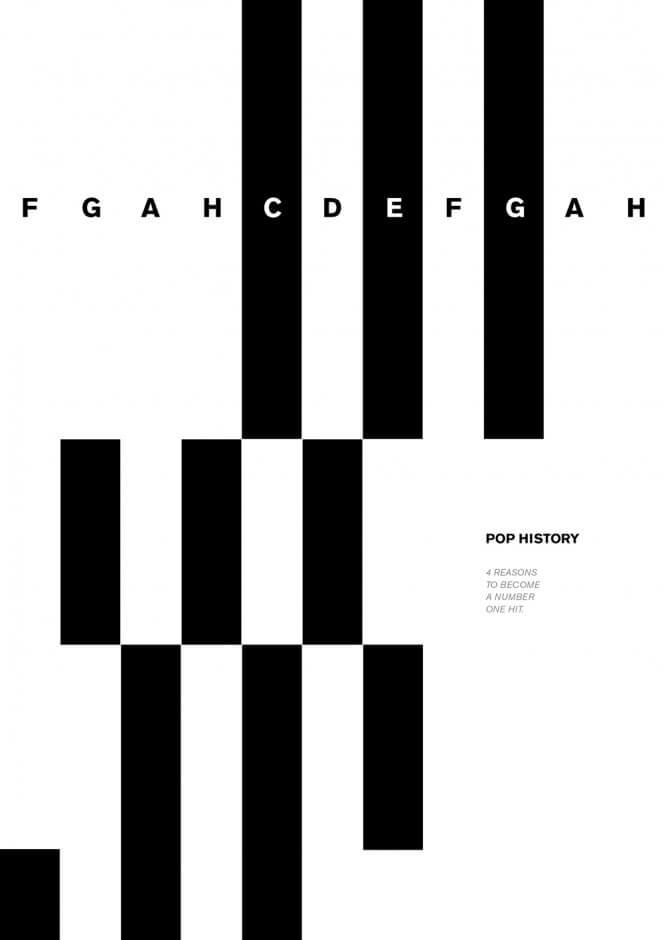 Daniel Angermann – pop history poster