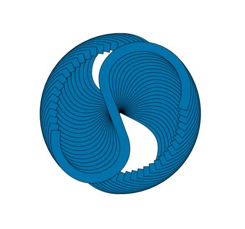 Aerodynamic | dynamisch | Bildzeichen | Logo