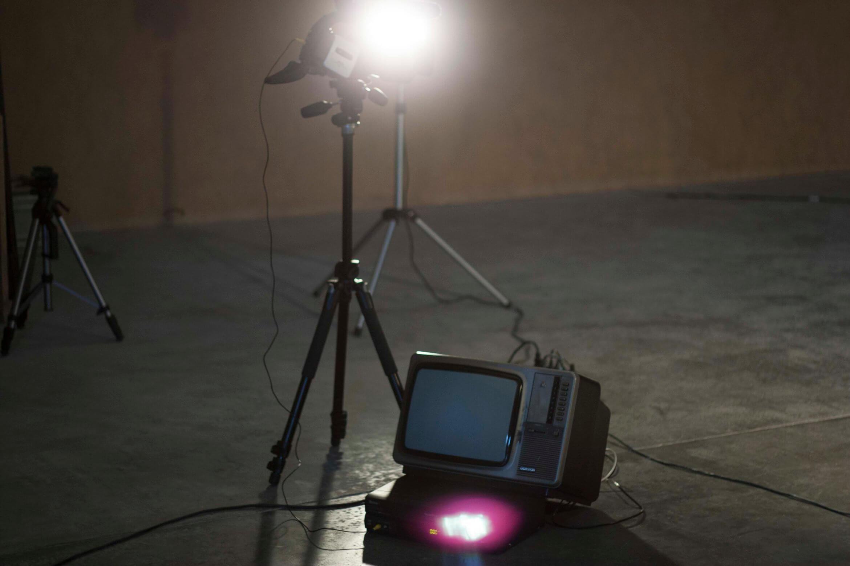 Set   Film   Dreh
