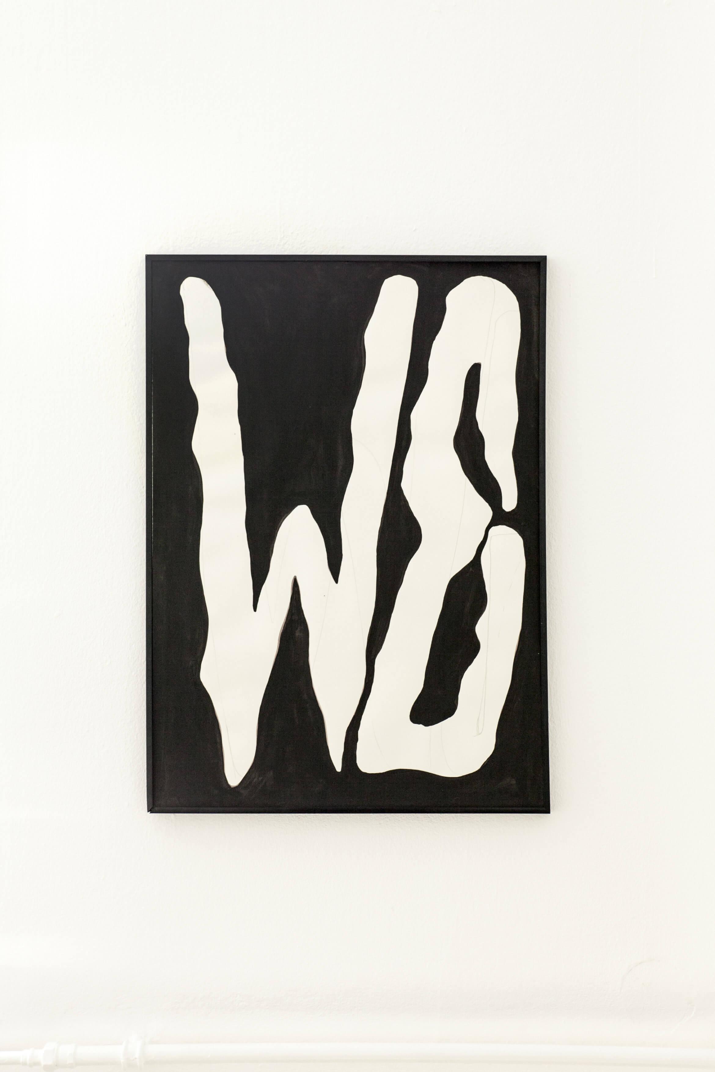 Daniel Angermann – Painting - WE 2