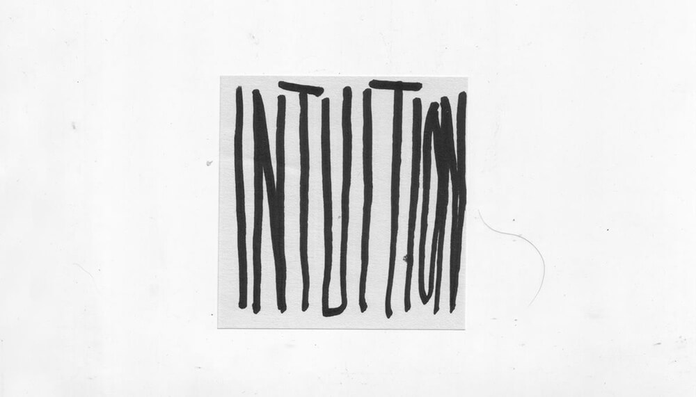 Drawing | Type | Intuition