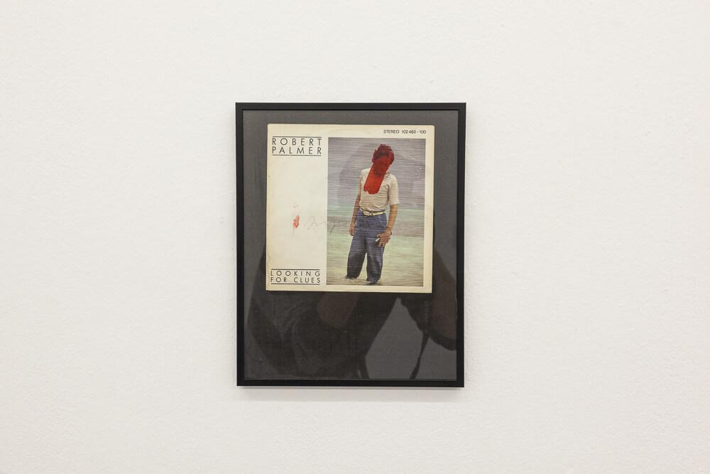 Daniel Angermann – Robert Palmer Single - Vinyl