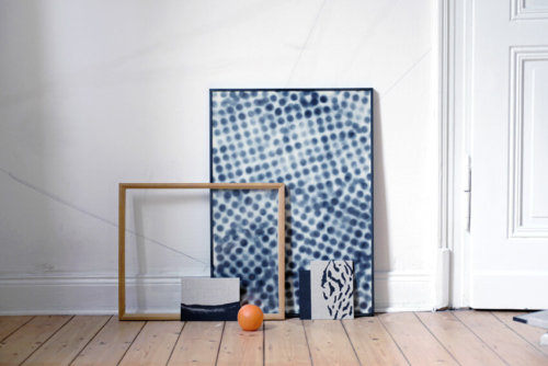 Art | Composition | Dots | Room | Artworks