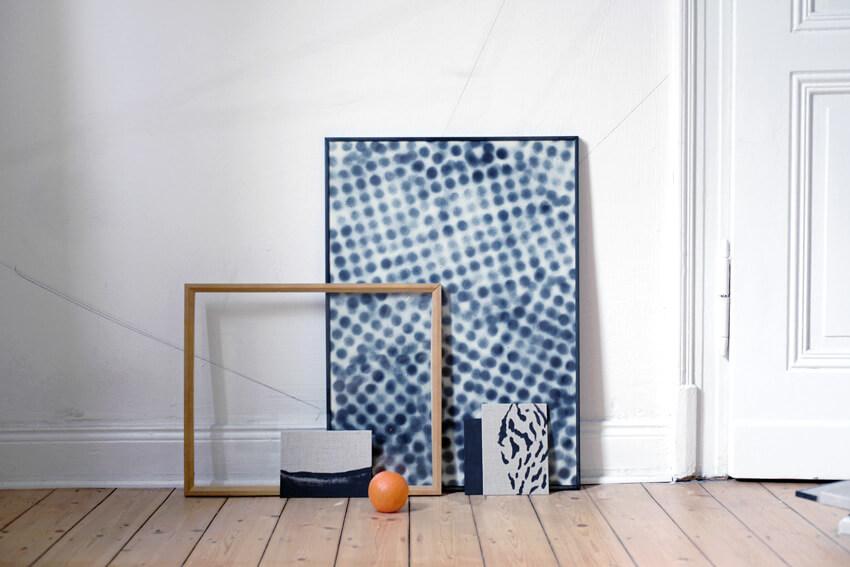 Daniel Angermann - Dots, Landscape, Leopard Dots, Leopard, Landscape, Fruit