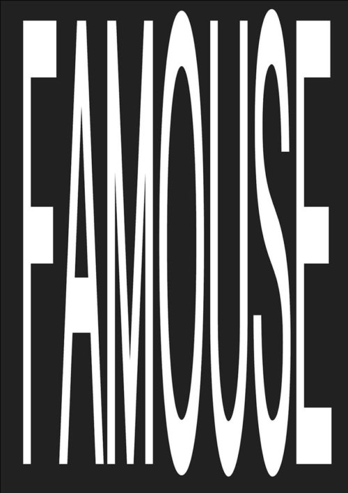 Fame | Mouse | Groupie | Typography