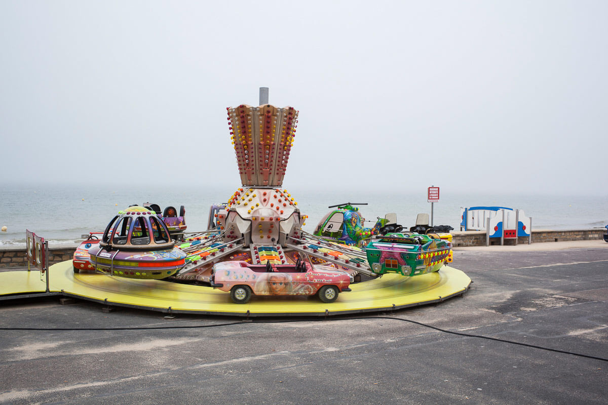 Daniel Angermann – Normandy Carousel