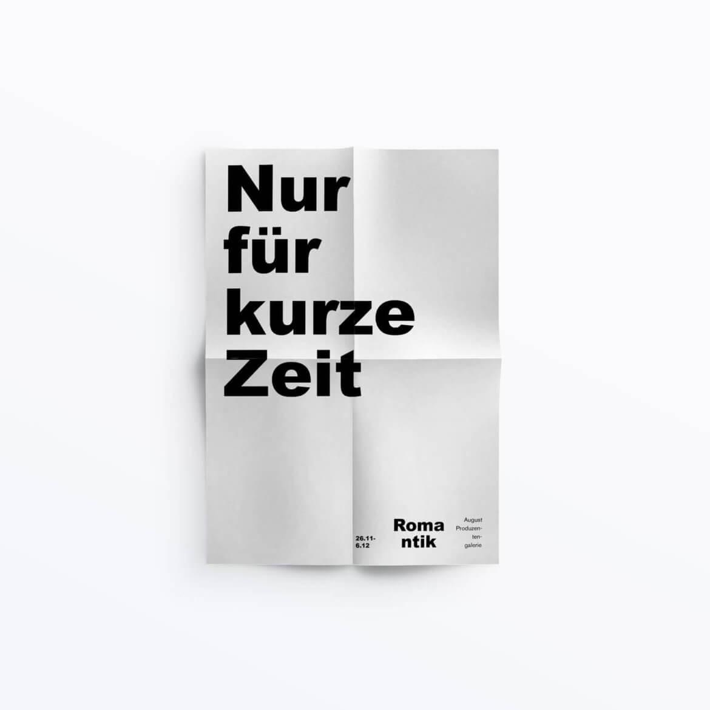 Daniel Angermann – Nur für kurze Zeit - August