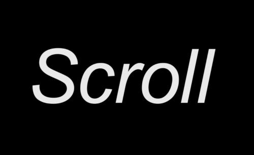 Internet | Endless |Scroll | Gone