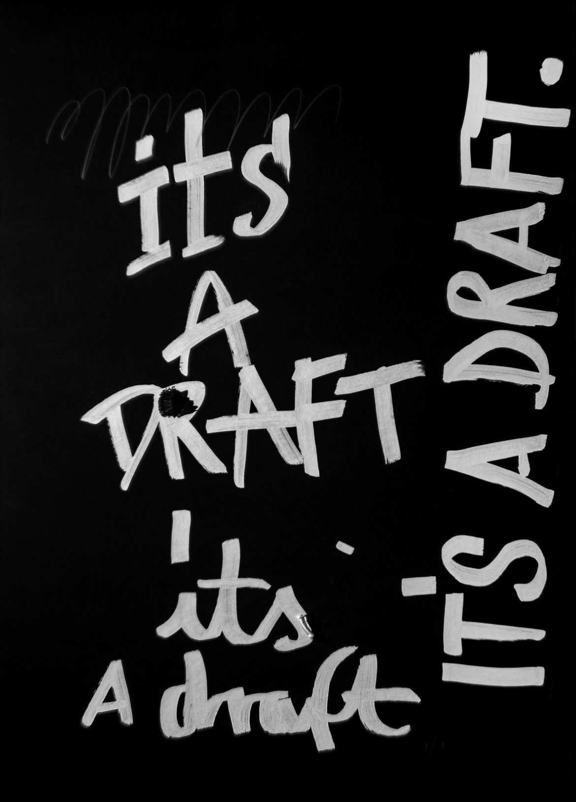 Draft |Painting |Marker | Art
