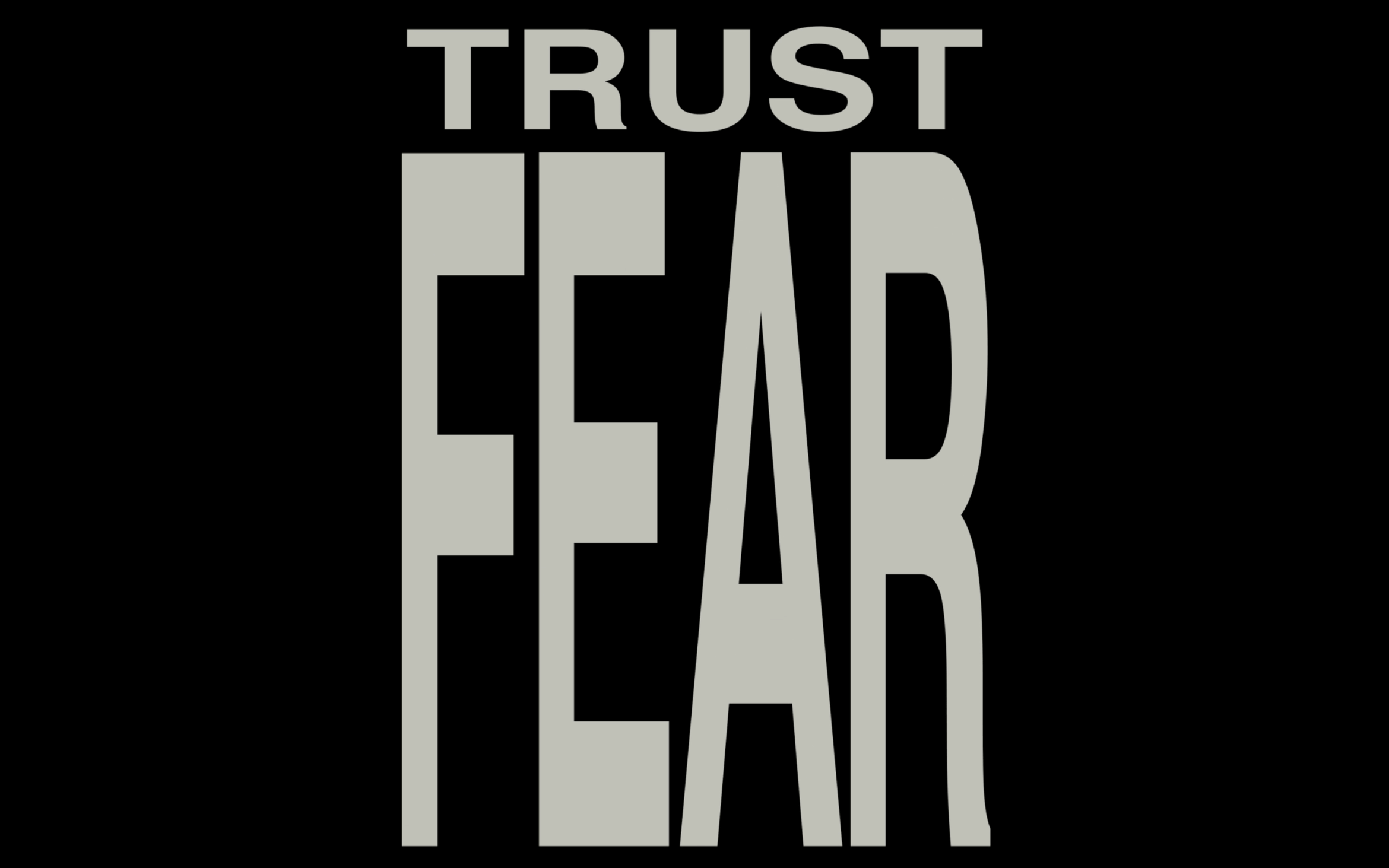 Animation | Typografie | Trust | Graphicdesign