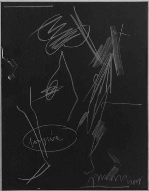 Daniel Angermann |Painting | Acrylic | Chalk