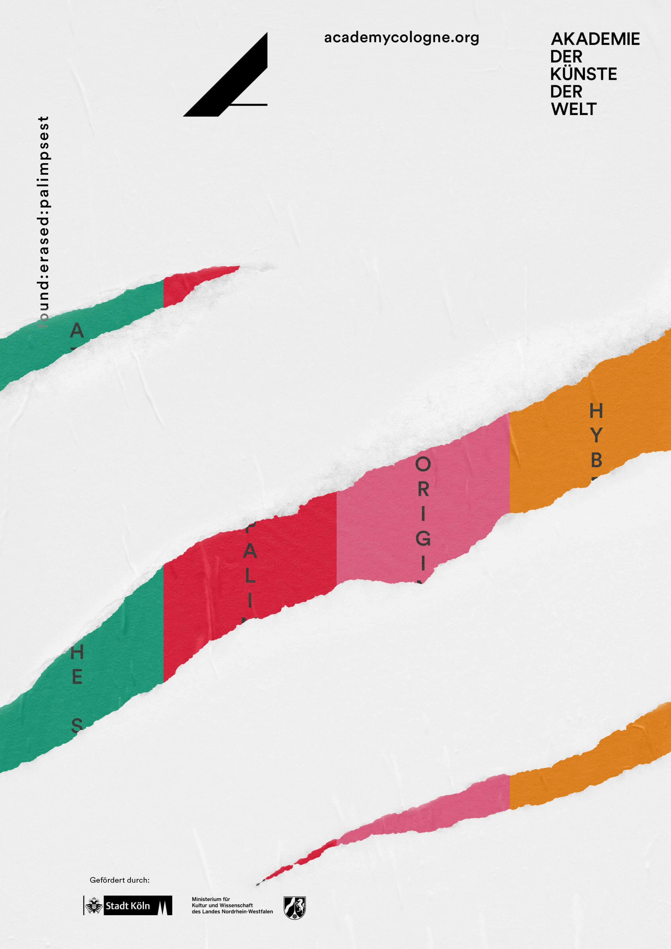 Poster |Design | ADKDW | Köln