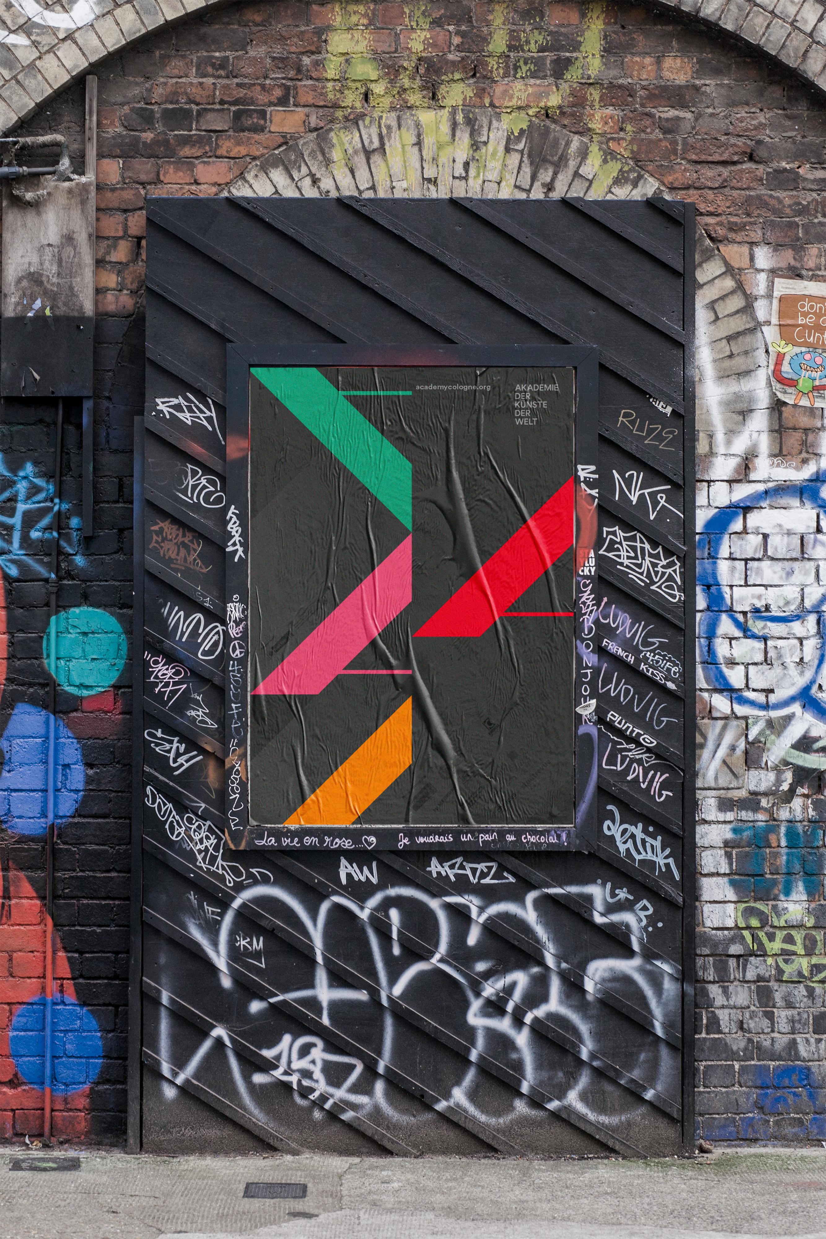 Buero_Freiheit_Akademie_der_Kuenste_der_Welt_Saison_Poster5 Saisonprogramm Akademie der Künste der Welt / Köln