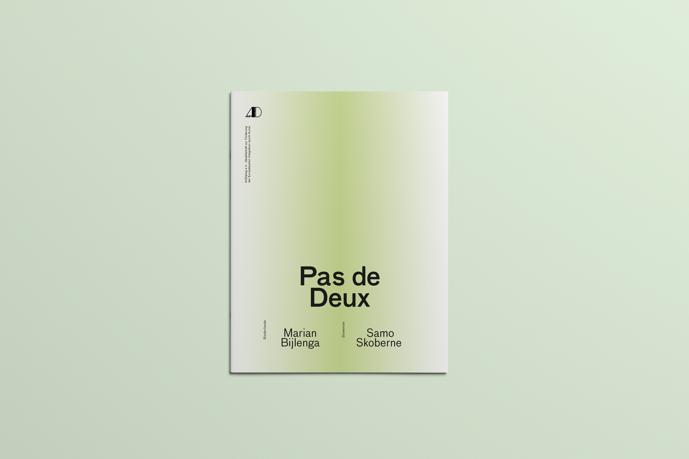 Buero_Freiheit_Pas_de_deux_Katalog_1 Pas de Deux Ausstellungsdesign