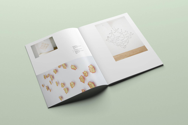 Katalog |Design | Gestaltungsraster
