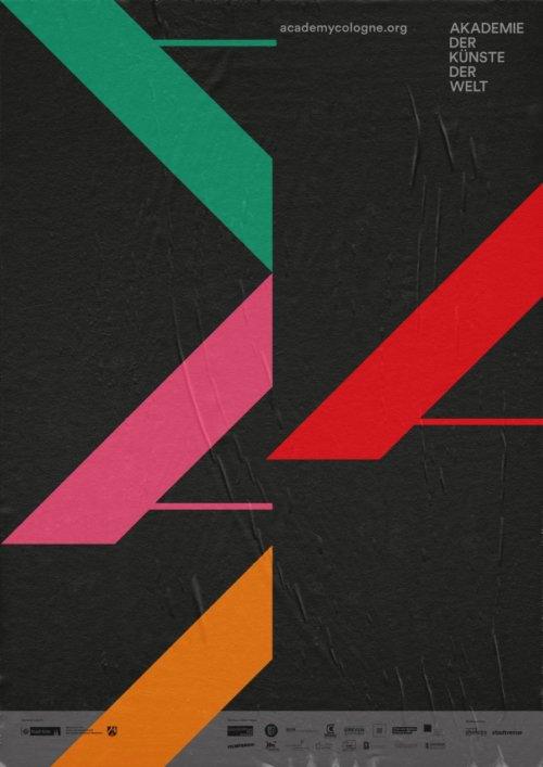 Abstrakt | Plakatgestaltung | Köln | Kunst |Kultur