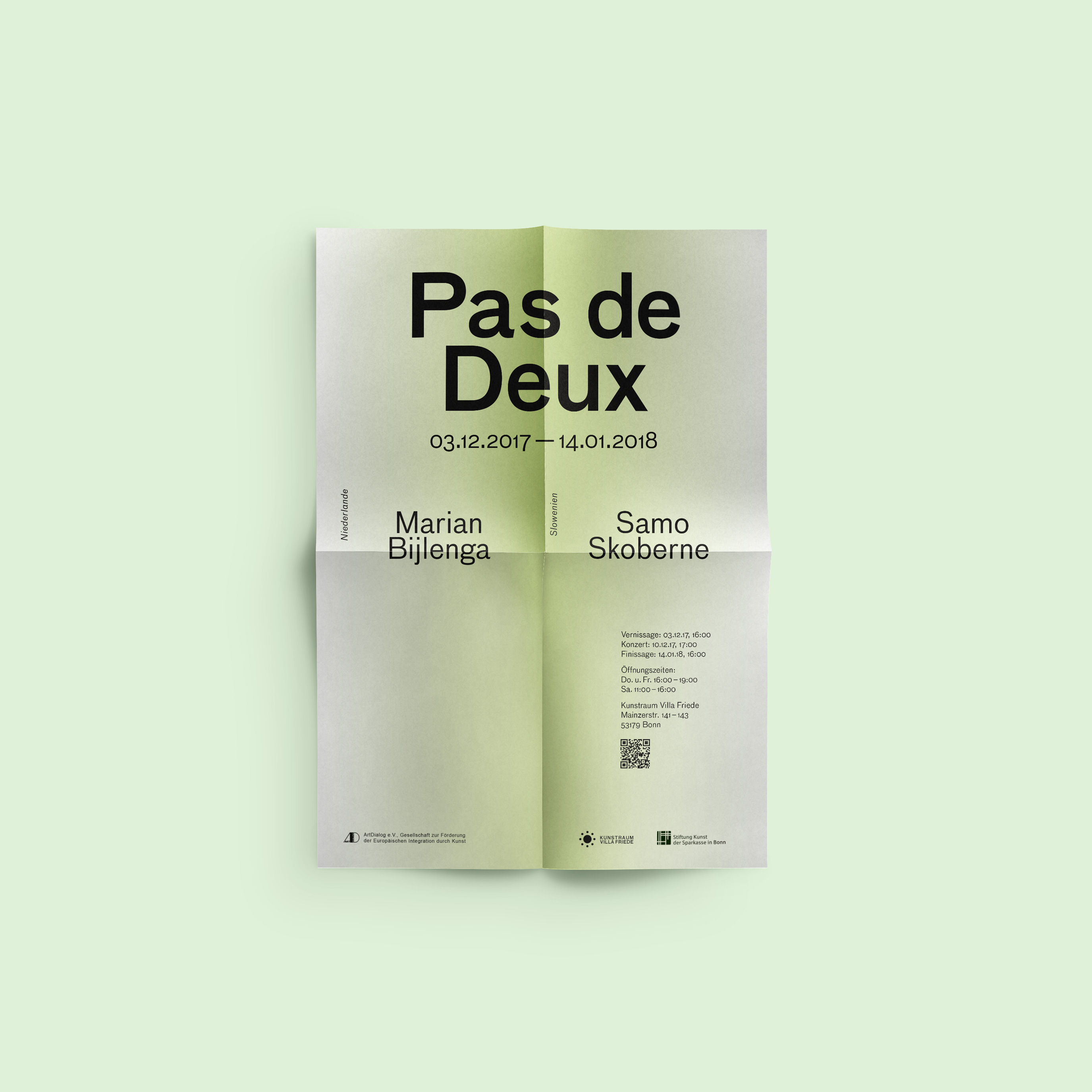 buero_freiheit_corporate_design_pas_de_deux_poster_3 Pas de Deux Ausstellungsdesign