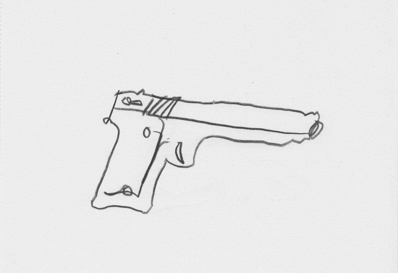 Daniel Angermann Pistole