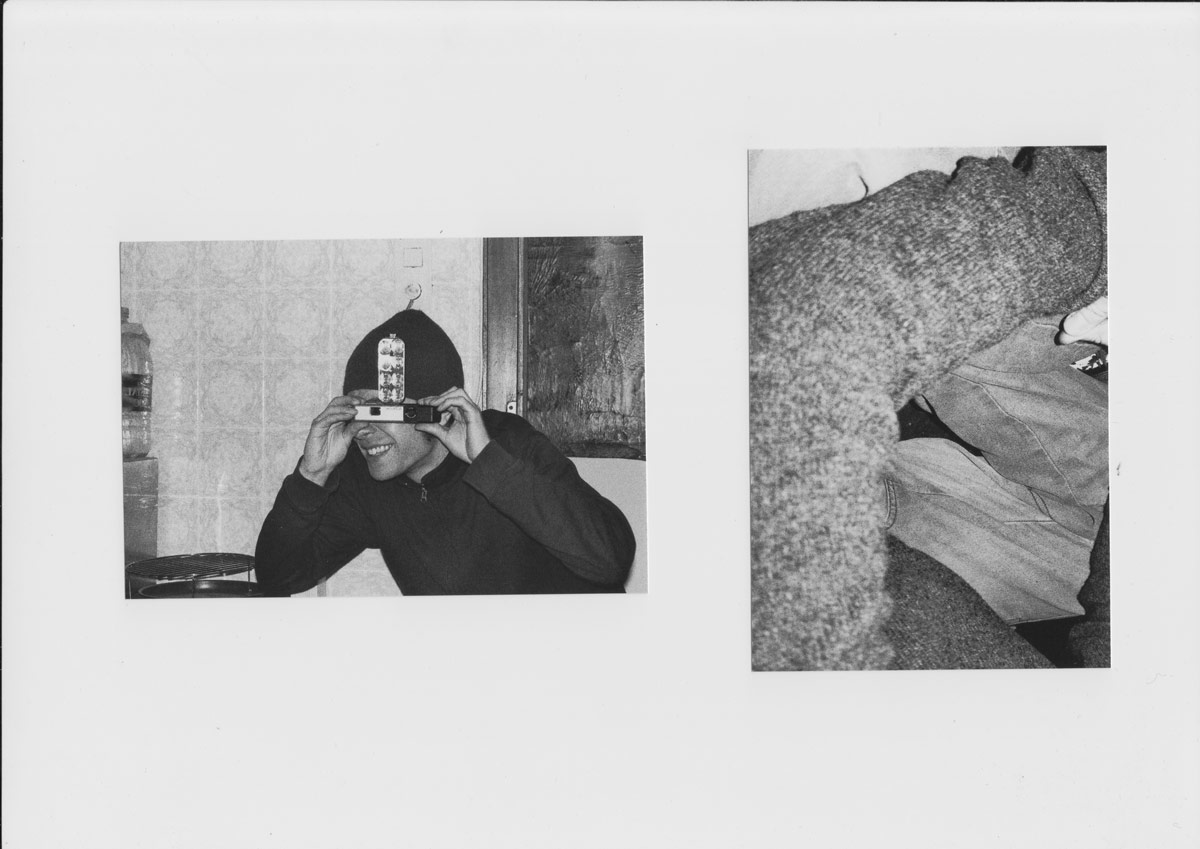 Ralf Garbe   Portrait  Abstrakt