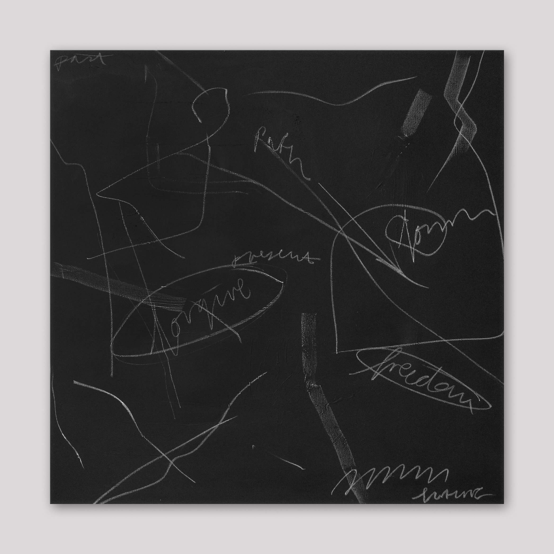 Daniel Angermann | Painting | Chalc | Acrylic