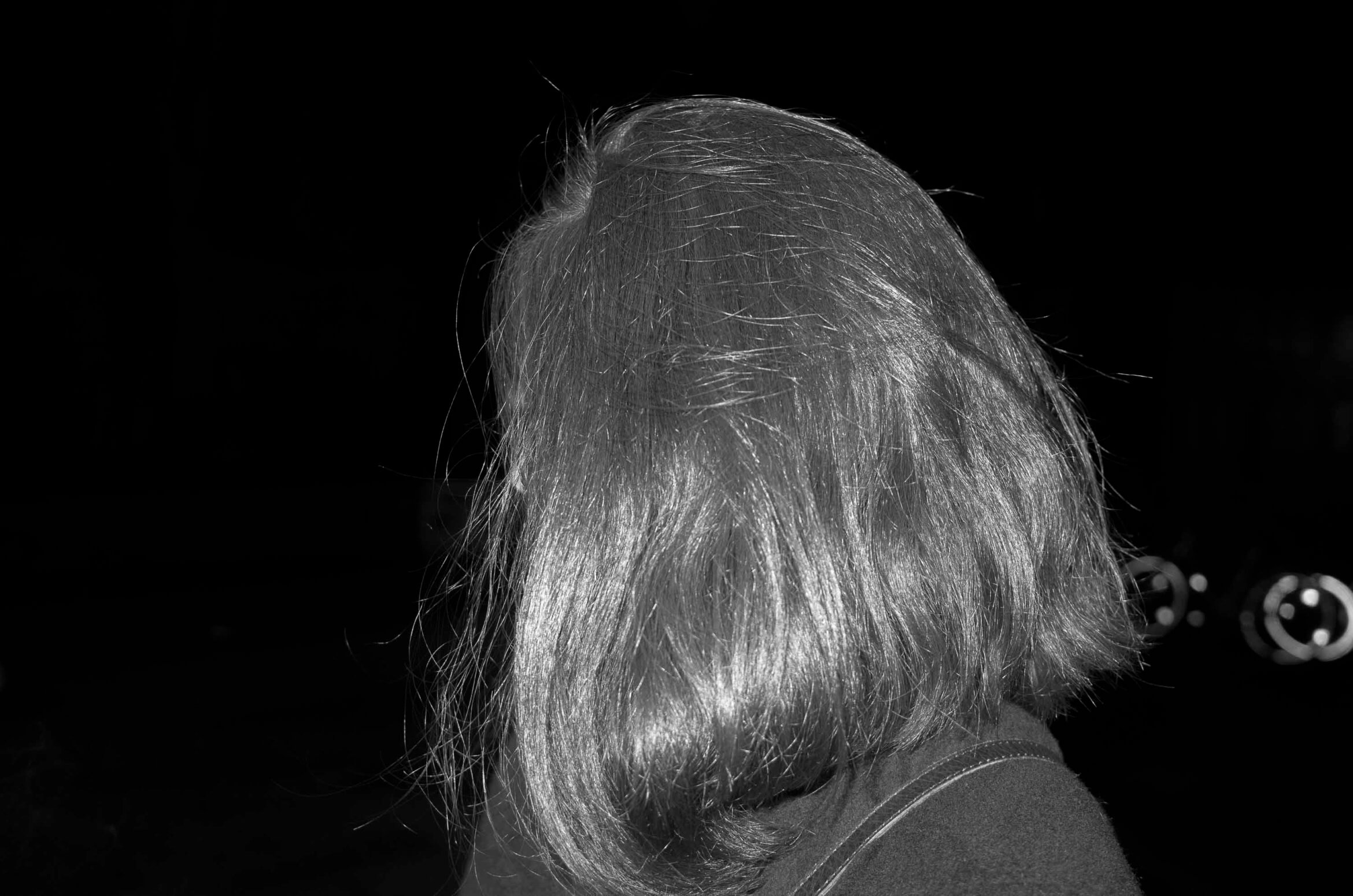Frau | Hair | Blackandwhite | Photography