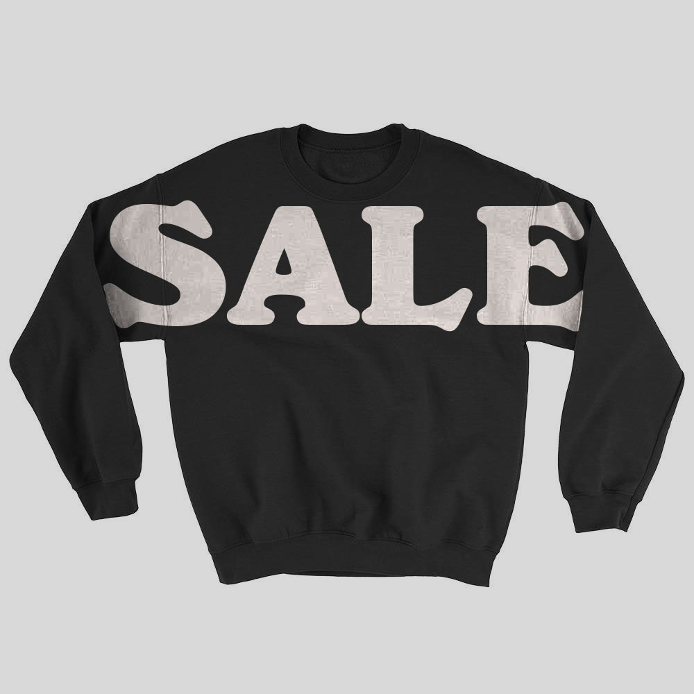 Daniel Angermann | Crewneck | Pullover | Print | Typography | Fashion | Bold