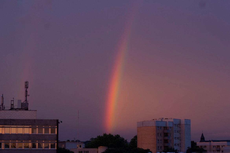 Regenbogen | Köln |Mülheim | Farbenfroh