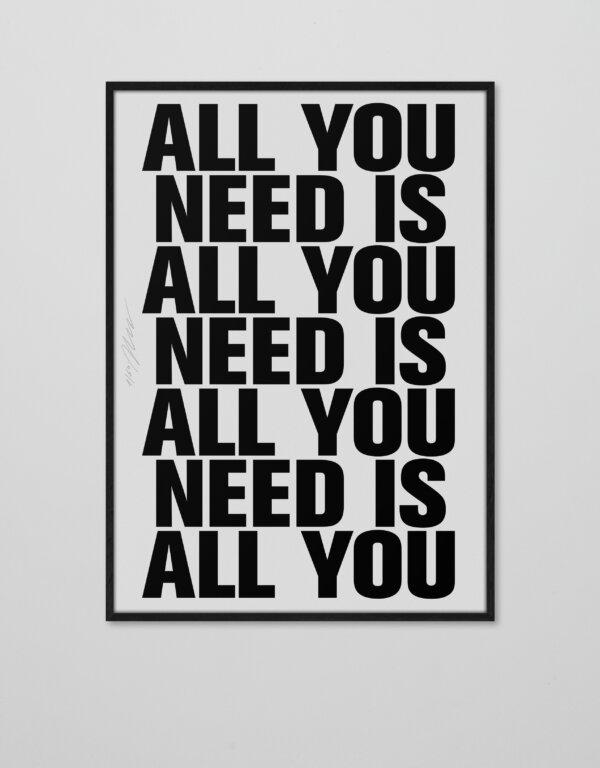 Poster |Edition | Plakat |Typografie