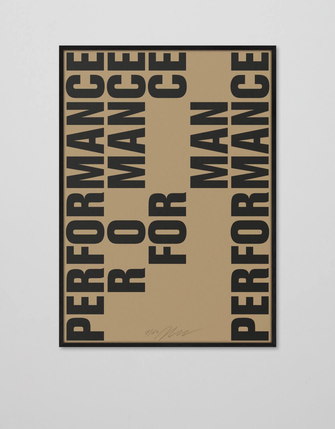 Rahmen | Poster |Pantone | Theater |Schrift