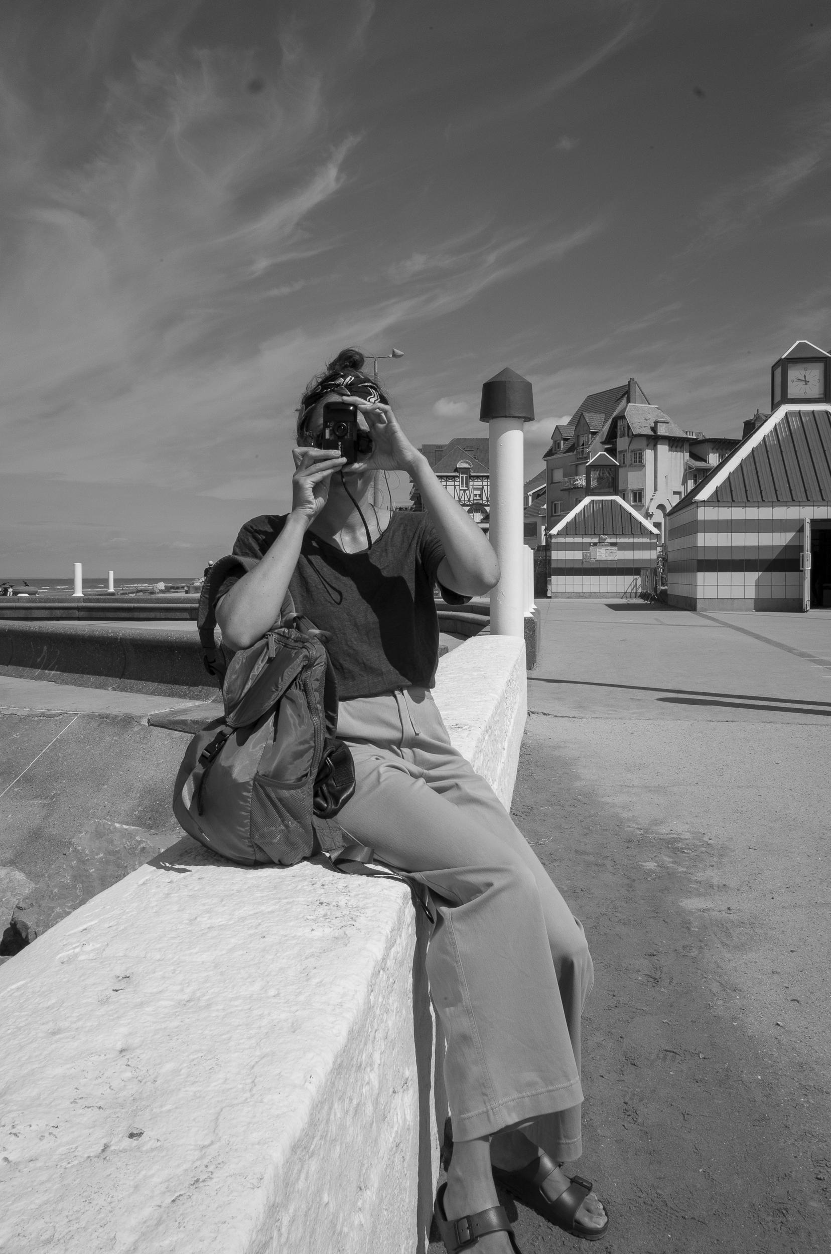 Woman | Sun | France