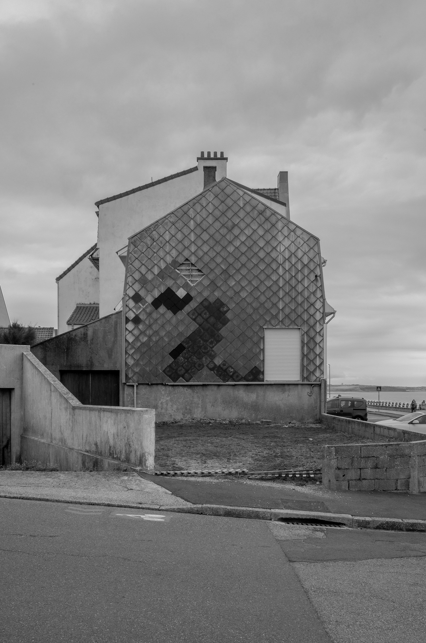 House | Patchwork | Architecture | France