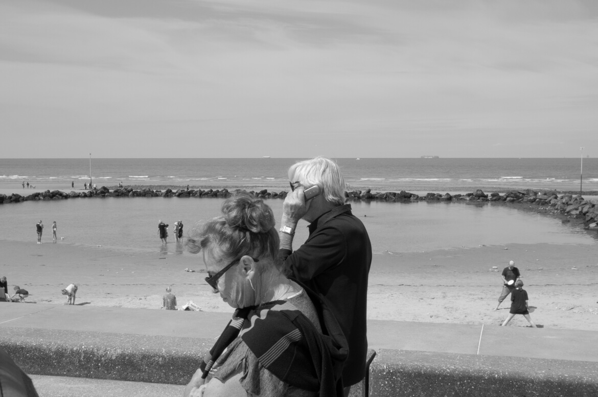 Old People | Seaside | France