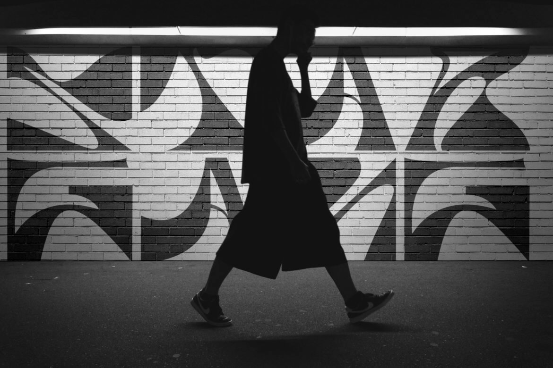 Unterführung | Schrift | Urban | Typografie