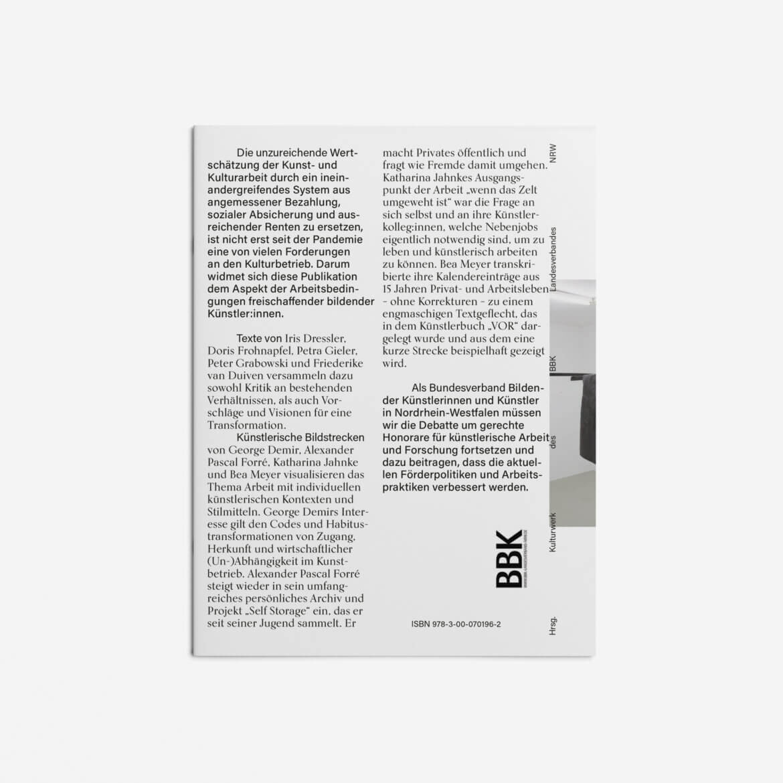 Katalog | Publikation | Kunst | Relevanz